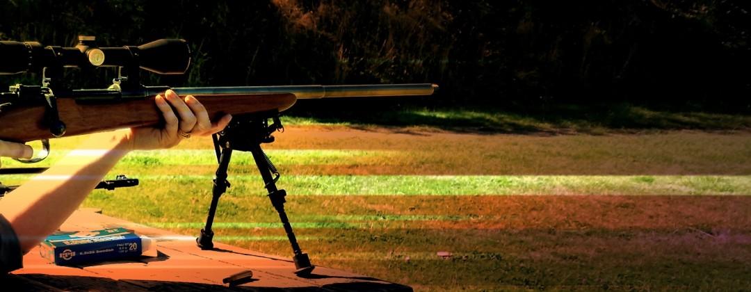Shooting at Taupo NZDA range.