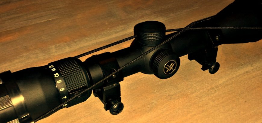 Vortex Diamondback scope