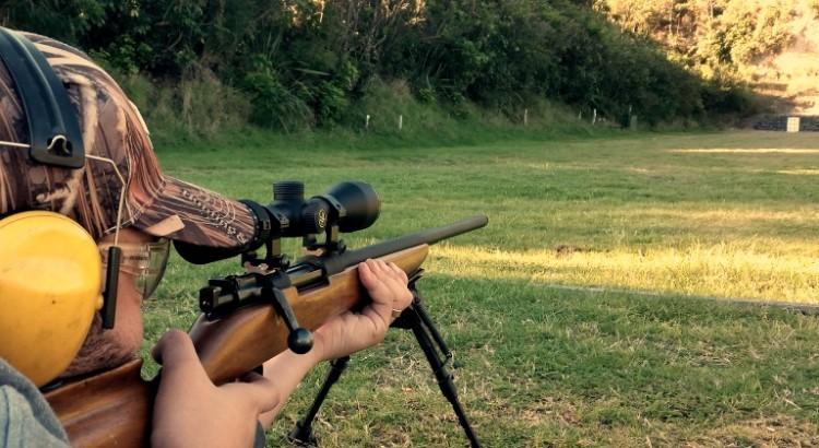 100 yard shooting with Husqvarna M38