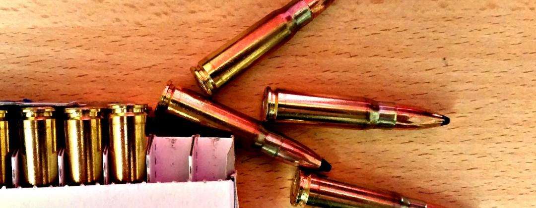 Brand new 7.62x39 PPU ammunition
