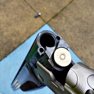 The Beretta under and over shotguns were a treat to shoot.