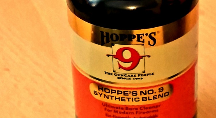 Hoppes No. 9 Synthetic Blend.