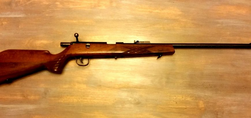 Voere 22LR Bolt Action
