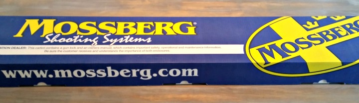 Opening up the Mossberg box for the first time was a mixture of anticipation and nerves - how good would this rifle be?