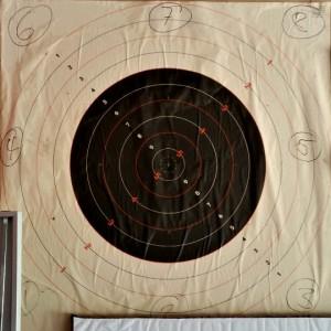 Swiss Club target.