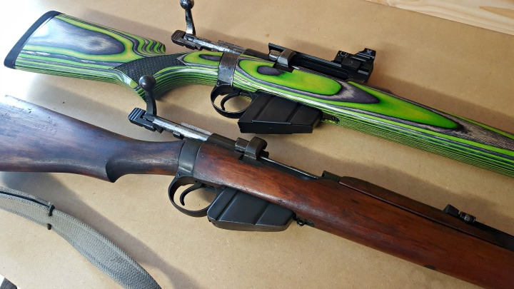 Product review: Boyds Field Design stock for 303 SMLE – The Gun Rack