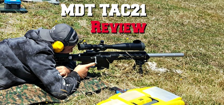 Product review: MDT TAC21 Chassis for Tikka T3 long action – The Gun