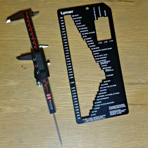 Case measuring tools are essential for safe ammo.