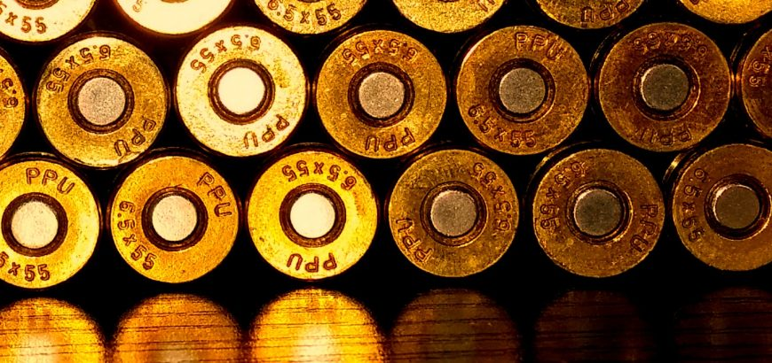 PPU brass and Federal Large Rifle Match primers.