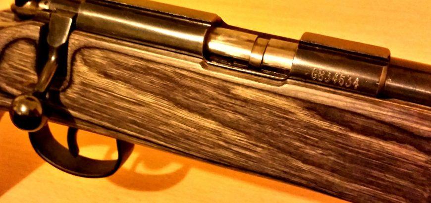 JW-15 in Boyds laminate stock.