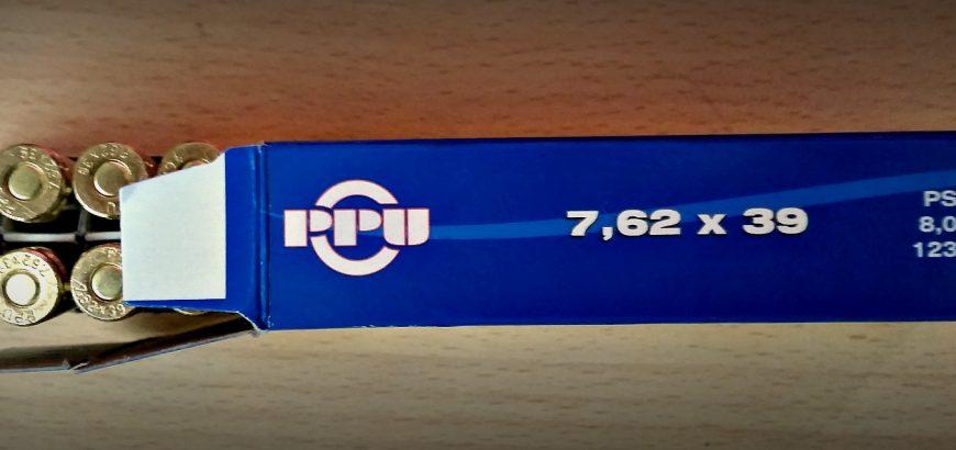 PPU 7.62X39