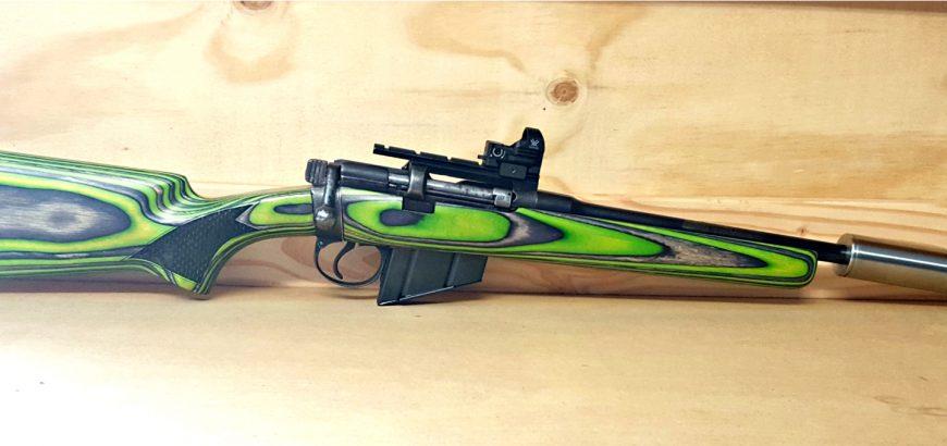 Rifle The Gun Rack